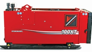 Pipe Bursting Tools - HammerHead Trenchless Equipment HydroBurst 100XT
