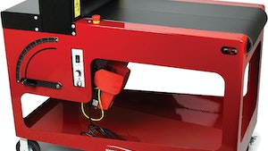 HammerHead Trenchless WT212-3D wet-out table