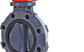 Hayward Flow Control butterfly valve