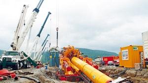Herrenknecht Mechanized Tunnel Boring Machines