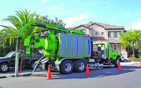 Jet/Vac Combination Trucks/Trailers - Hi-Vac Aquatech B-10