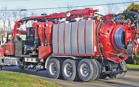 Jet/Vac Combination Trucks/Trailers - Hi-Vac Corporation Combo Hydro