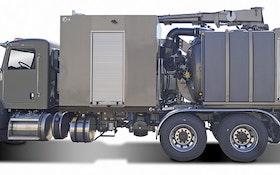 Hi-Vac hydroexcavator