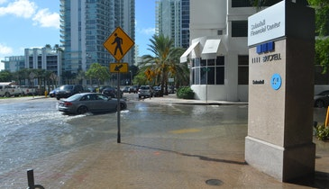 New Tool Projects High-Tide Flooding in U.S. Coastal Locations