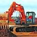 Excavation Equipment - Utility-class excavator