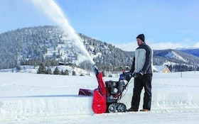 Honda dual-stage snowblowers