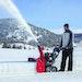 Honda dual-stage snowblowers
