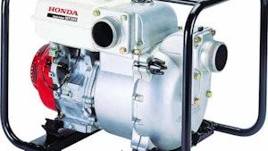 Pumps - Honda Power Equipment WT30X