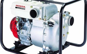 Pumps - Honda Power Equipment WT30X