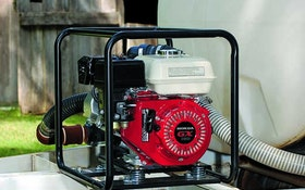 Honda Power portable water pumps