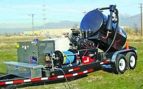 Hydroexcavation Equipment and Supplies - Hot Jet USA HotJet II XtremeFlow II