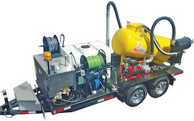 Jetters - Truck or Trailer - Hot Jet USA Vac 'n Jet