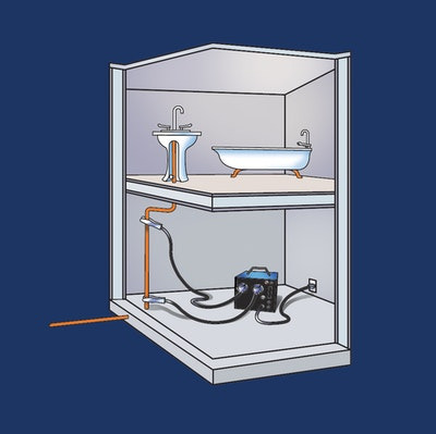 Pipe-Thawing Machine Heats Up Plumbing Pro's Business