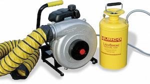 Smoke Locators - Hurco Technologies Power Smoker 2