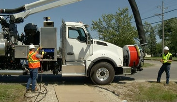 Maximize Efficiency by Converting Your Sewer Cleaner into a Hydroexcavator