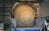 Massive inflatable plugs protect transit tunnels from flooding