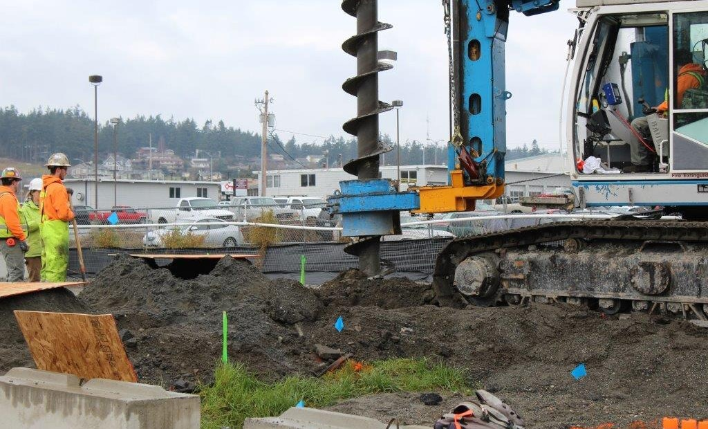 Native American Remains Discovered at Sewer Plant Project
