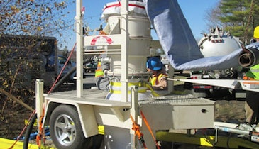 Continuous Inversion System Speeds Up CIPP Install