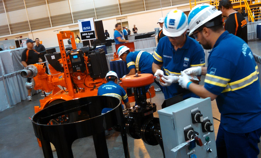 WEFTEC Operations Challenge Provides a Competitive and Educational Experience