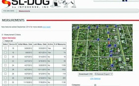 Inspection Software/Maintenance Accessories - InfoSense SL-DOG