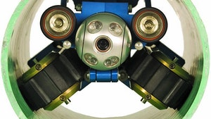 Crawler Cameras - Inuktun Services Versatrax 150