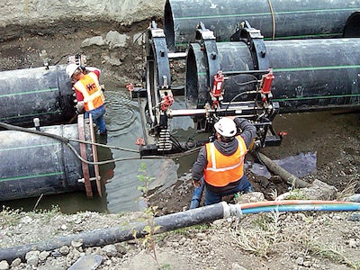 Pipeline Rehabilitation and Relining