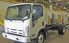 Isuzu achieves  production milestone