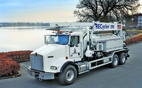 Jet/Vac Combination Trucks/Trailers - Water-recycling combination unit