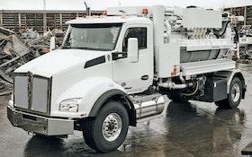 Jet/Vac Combination Trucks/Trailers - J. Hvidtved Larsen US RECycler 208