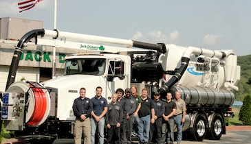 Jet/Vac Manufacturer Merger and Expansion Increase Fleet Inventory, Training