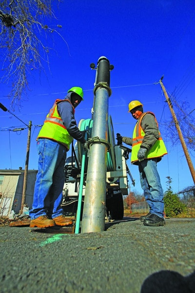 Jacksonville Wastewater Utility Works To Seal Their System In Hopes Of Eliminating I&I And SSOs