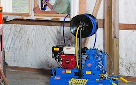 Jenny Products C-Series air compressors