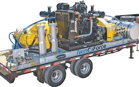 Waterblasting - Jetstream of Houston TwinForce