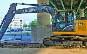 Excavation Equipment - Mid-size excavator