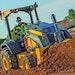 John Deere L-Series tractor loaders
