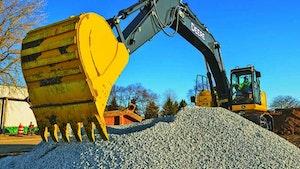 Excavation Equipment - John Deere 300G LC
