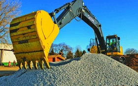 Excavation Equipment - John Deere 300G LC
