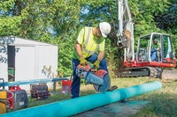 Municipalities Look to Clay Pipe Amidst Ongoing PVC Shortage