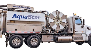 Jet/Vac Combination Trucks/Trailers - Kaiser Premier AquaStar