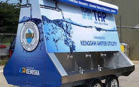 Better Than Bottled? City Shows Off Water With Traveling Tap
