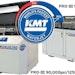 KMT Streamline 90,000 psi pumps