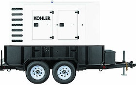 KOHLER Power Systems diesel-powered mobile generators