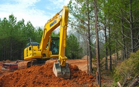 Komatsu America Introduces the New PC210LC-11 Hydraulic Excavator