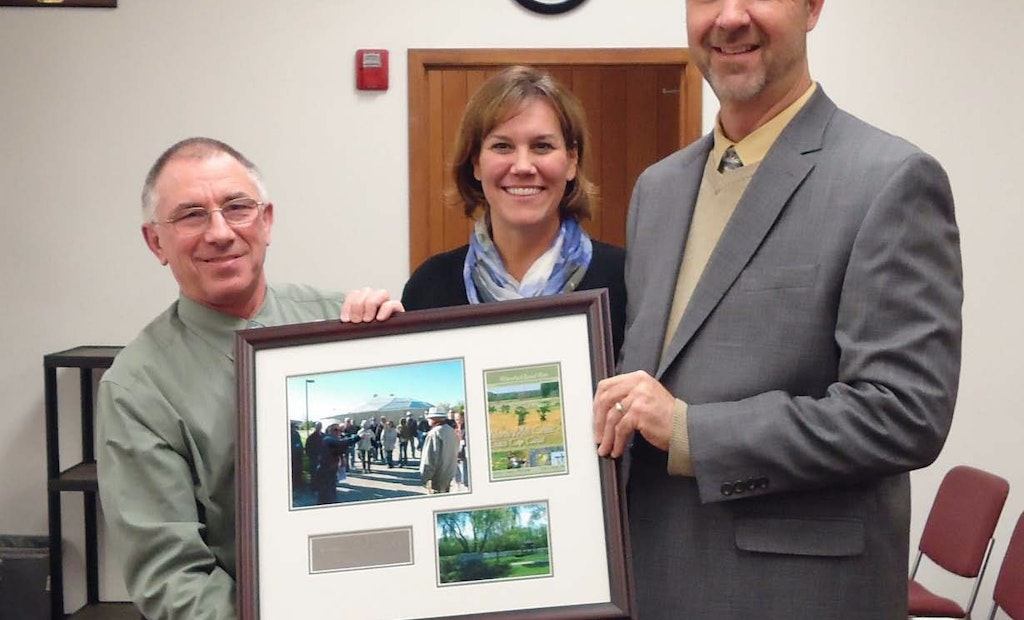 Illinois public works director recognized for stormwater efforts