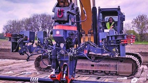 Horizontal Directional Drilling - LaValley Industries TONGHAND