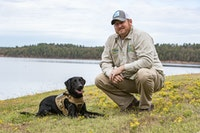 North America's First Leak-Detection Dog Is Off to a Great Start