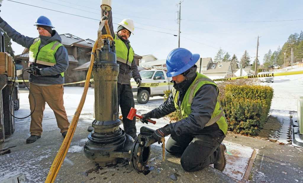 Water Utility Focuses on Environmental Mission