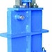 Valves - Lined Valve Company bonneted metal-seated knife gate valve