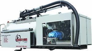 Jet/Vac Combination Trucks/Trailers - LMT Smart-Dig HX4000