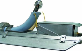Cable Machines - Logiball lateral cleaning launcher